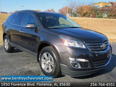 Pre-Owned 2016 Chevrolet Traverse LT FWD Sport Utility
