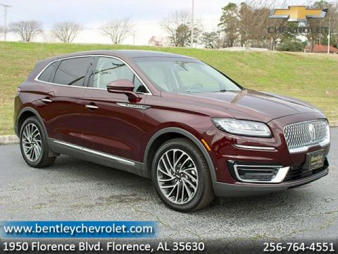 Pre-Owned 2019 Lincoln Nautilus Reserve FWD Sport Utility